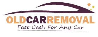 Old Car Removals Logo