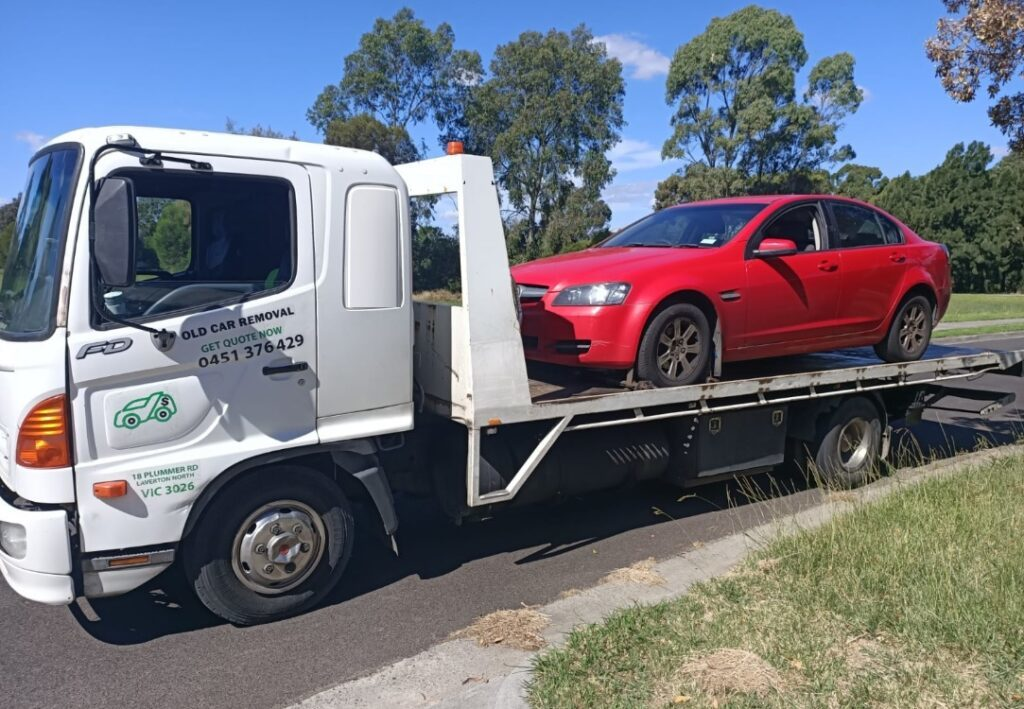 Old car Removal Pty Ltd