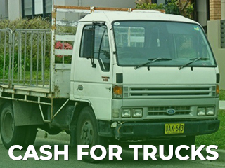 Cash for Trucks Rythdale 3810 VIC